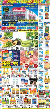 Pioneer Supermarkets deals in the Astoria NY weekly ad