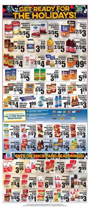 Betty Crocker deals in the Pioneer Supermarkets weekly ad in New York