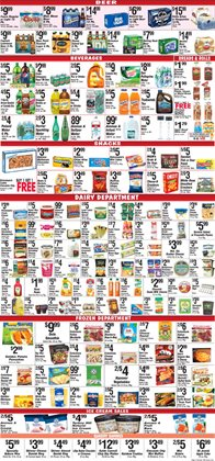 Weight Watchers deals in the Pioneer Supermarkets weekly ad in New York