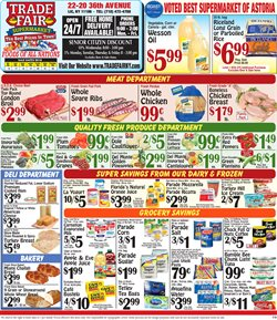 Sprite deals in the Trade Fair Supermarket weekly ad in New York