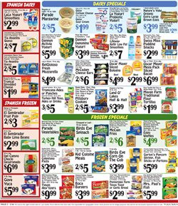 Tray deals in the Trade Fair Supermarket weekly ad in New York