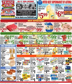 Bags deals in the Trade Fair Supermarket weekly ad in Flushing NY