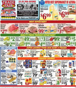 Bags deals in the Trade Fair Supermarket weekly ad in New York
