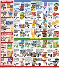 Tyson deals in the Trade Fair Supermarket weekly ad in New York