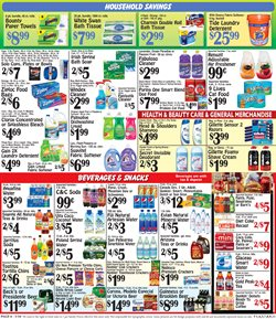 Fabric softener deals in the Trade Fair Supermarket weekly ad in New York