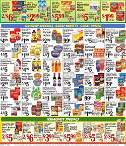 Betty Crocker deals in the Trade Fair Supermarket weekly ad in New York