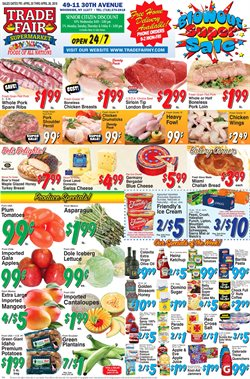 Boxes deals in the Trade Fair Supermarket weekly ad in New York
