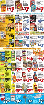 Soup deals in the Trade Fair Supermarket weekly ad in New York
