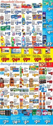 Windows deals in the Trade Fair Supermarket weekly ad in New York