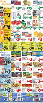 Nestle deals in the Trade Fair Supermarket weekly ad in New York