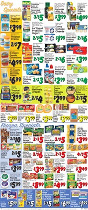Ring deals in the Trade Fair Supermarket weekly ad in New York