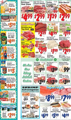 Heels deals in the Trade Fair Supermarket weekly ad in New York