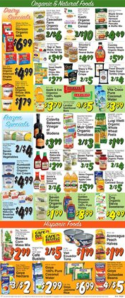 Air conditioner deals in the Trade Fair Supermarket weekly ad in New York