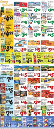 Philadelphia deals in the Trade Fair Supermarket weekly ad in New York