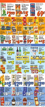 Wine deals in the Trade Fair Supermarket weekly ad in New York