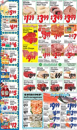 Beef stew deals in the Trade Fair Supermarket weekly ad in New York