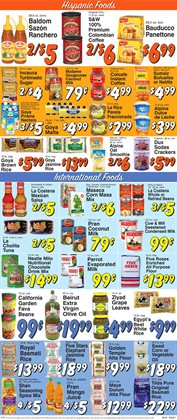 Roses deals in the Trade Fair Supermarket weekly ad in New York