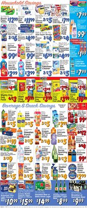 Games deals in the Trade Fair Supermarket weekly ad in New York