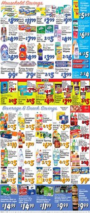 Wine deals in the Trade Fair Supermarket weekly ad in Ridgewood NY