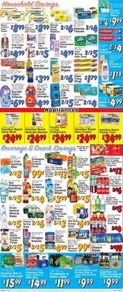 Diapers deals in the Trade Fair Supermarket weekly ad in New York