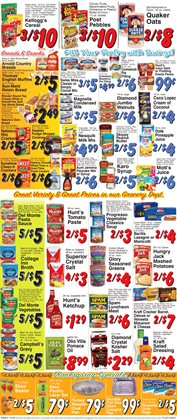 Gel deals in the Trade Fair Supermarket weekly ad in New York