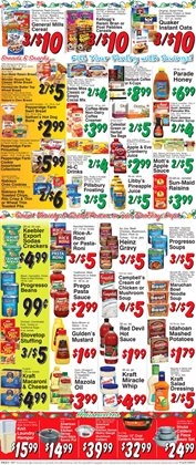 Kraft deals in the Trade Fair Supermarket weekly ad in New York