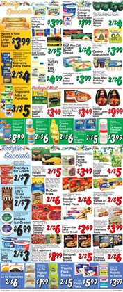 Tyson deals in the Trade Fair Supermarket weekly ad in Flushing NY
