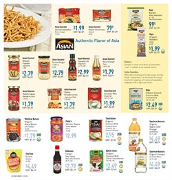 Noodles deals in the Trade Fair Supermarket weekly ad in New York