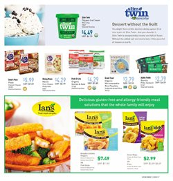 Kayak deals in the Trade Fair Supermarket weekly ad in New York