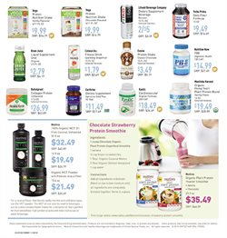Fitness deals in the Trade Fair Supermarket weekly ad in New York