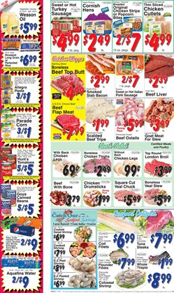 Flooring deals in the Trade Fair Supermarket weekly ad in New York