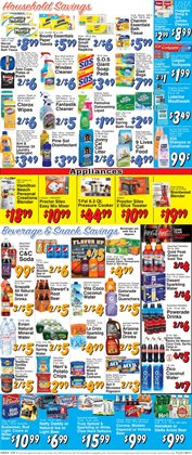 Gatorade deals in the Trade Fair Supermarket weekly ad in New York