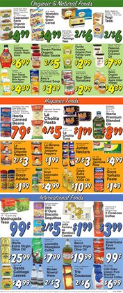 Cider deals in the Trade Fair Supermarket weekly ad in New York