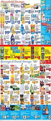 Balls deals in the Trade Fair Supermarket weekly ad in New York