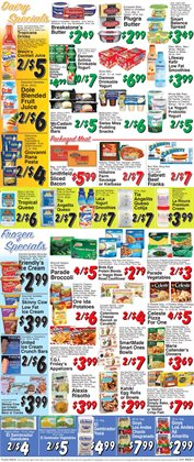 Popcorn deals in the Trade Fair Supermarket weekly ad in New York
