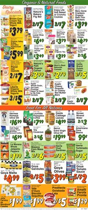 Spices deals in the Trade Fair Supermarket weekly ad in New York