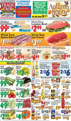 Trade Fair Supermarket deals in the Astoria NY weekly ad