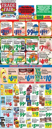 Trade Fair Supermarket catalogue in New York ( Published today )