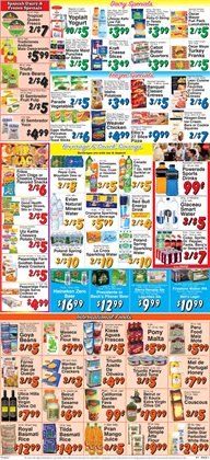 Trade Fair Supermarket catalogue in New York ( Expires today )