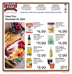 Trade Fair Supermarket catalogue ( 6 days left )