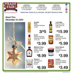 Trade Fair Supermarket catalogue ( 1 day ago )