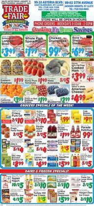 Eggs deals in Trade Fair Supermarket