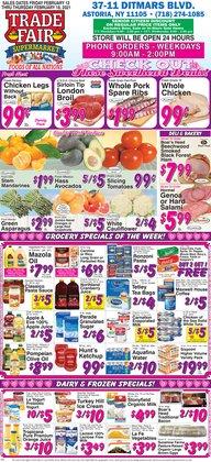 Trade Fair Supermarket catalogue in New York ( Expired )