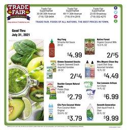Trade Fair Supermarket deals in the Trade Fair Supermarket catalog ( 5 days left)