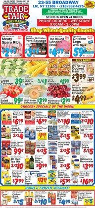 Grocery & Drug deals in the Trade Fair Supermarket catalog ( 2 days left)