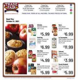 Trade Fair Supermarket deals in the Trade Fair Supermarket catalog ( 15 days left)