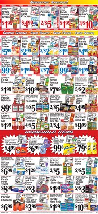 Shampoo deals in the Trade Fair Supermarket weekly ad in New York