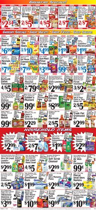 Soap deals in the Trade Fair Supermarket weekly ad in New York