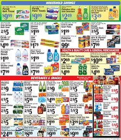 Budweiser deals in the Trade Fair Supermarket weekly ad in New York