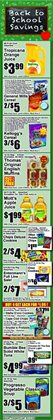 Soup deals in the Key Food weekly ad in New York